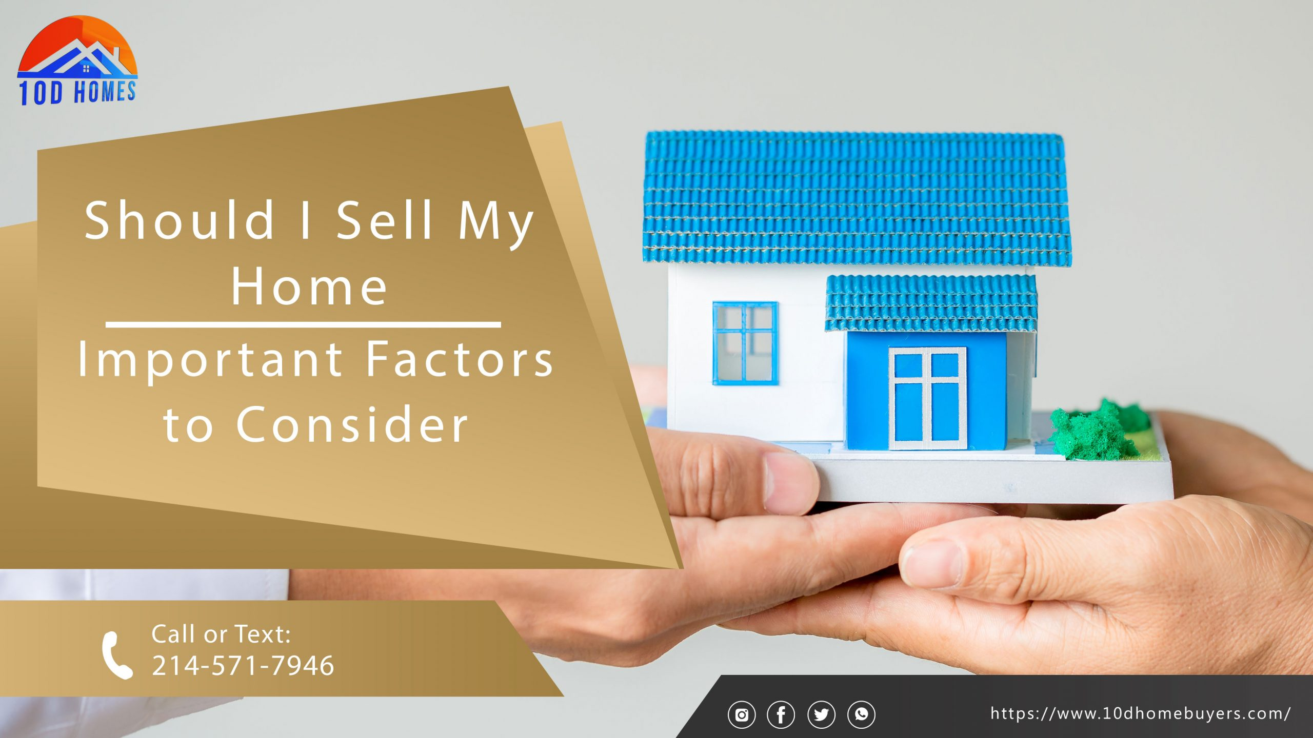 should I sell my home